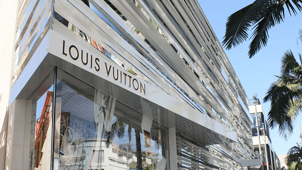 iFactor Earns High Style Marks With Louis Vuitton Beverly Hills Project