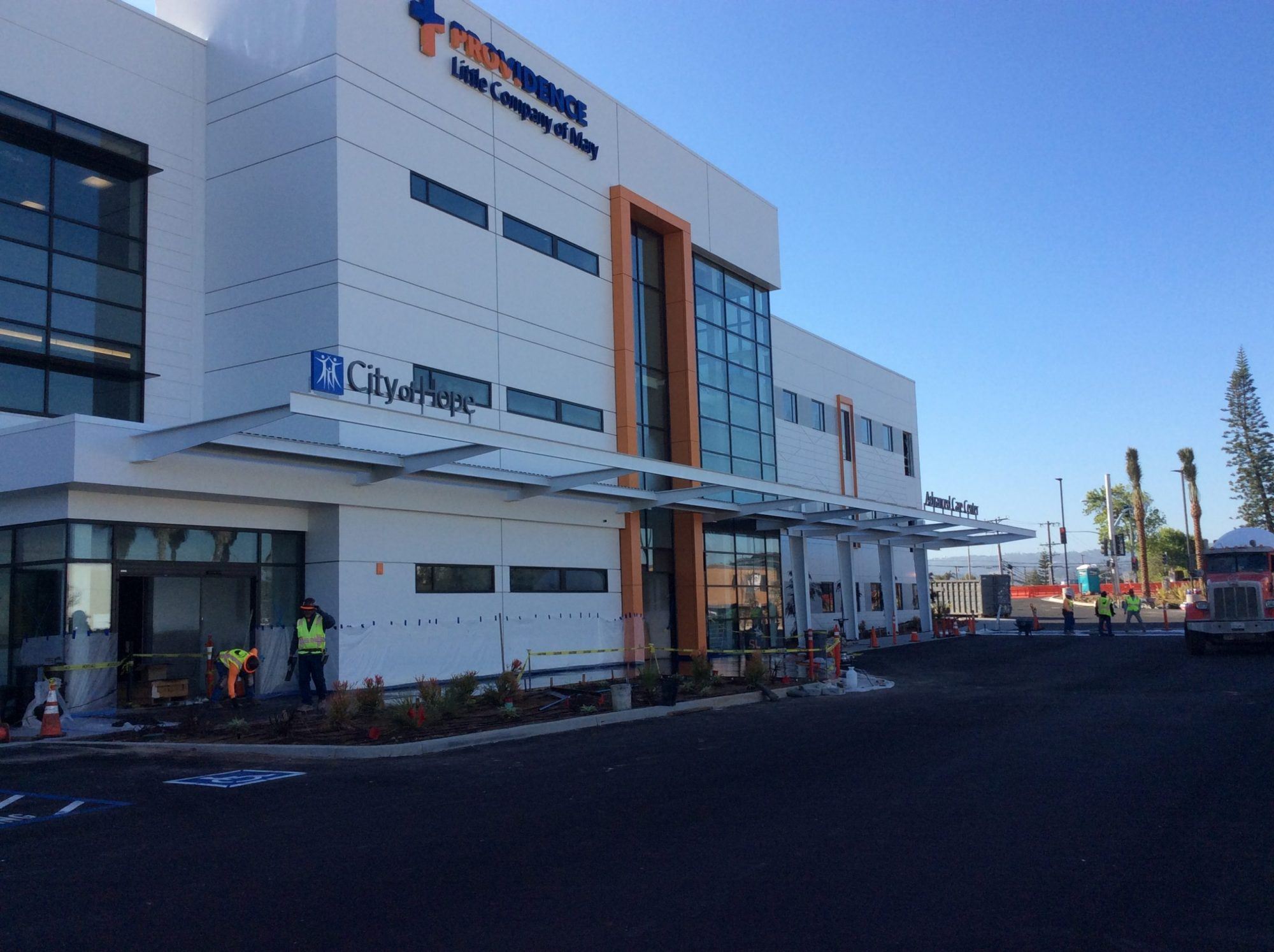 South Bay Secures Much Needed Oncology Services With New Providence Advanced Care Center
