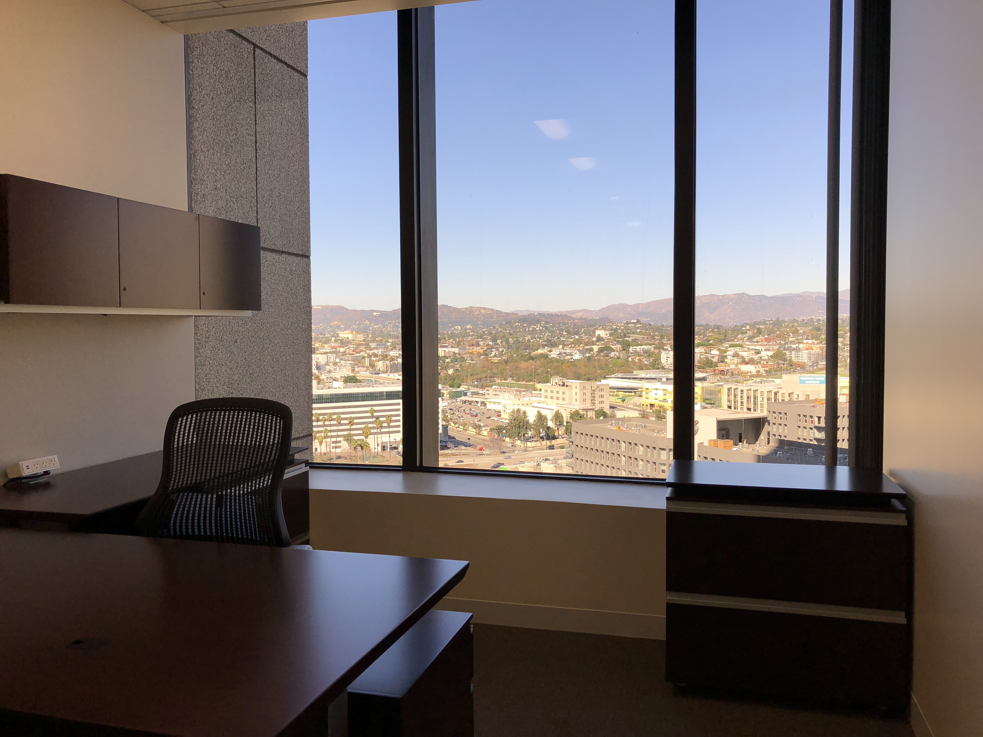 Offices with a view | Bank of America CREB DTLA